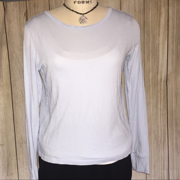 b956f80641 American Eagle Outfitters Tops | Powder Blue Top | Poshmark